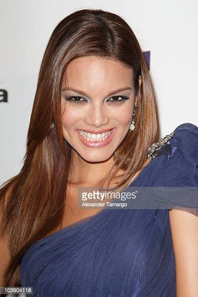 Zuleyka Rivera attends screening of Telemundo's Alguien Te Mira at The Biltmore Hotel on September 7 2010 in Coral Gables Florida