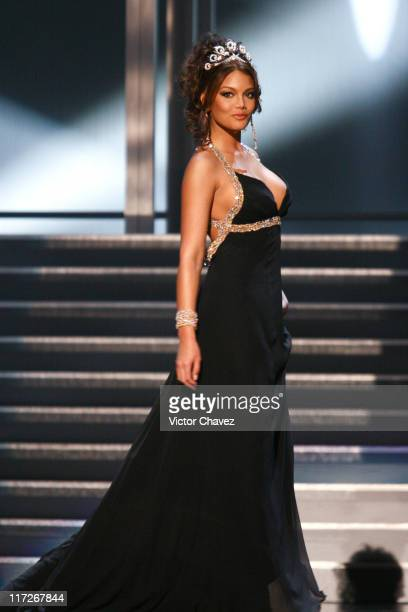 Zuleyka Rivera Miss Universe 2006 during Miss Universe 2007 Show at Auditorio Nacional in Mexico City Mexico City Mexico