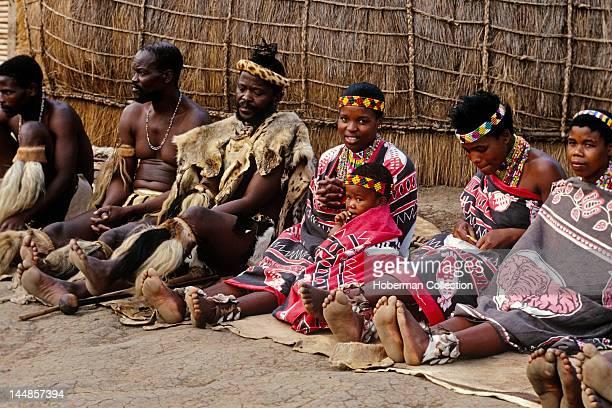 Zulu kraal KwaZuluNatal