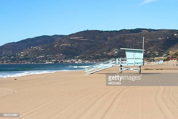 zuma beach california - zuma beach stock photos and pictures