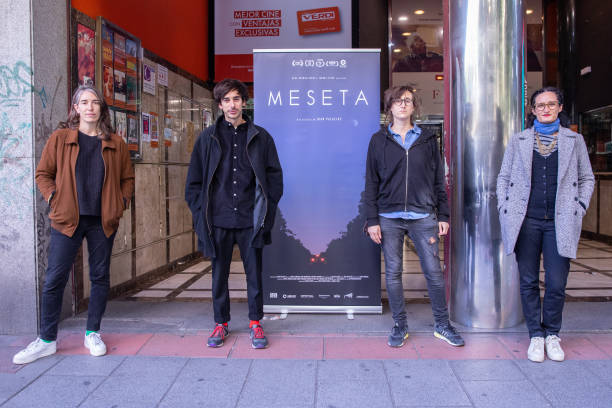 "ESP: ""Meseta"" Madrid Photocall"