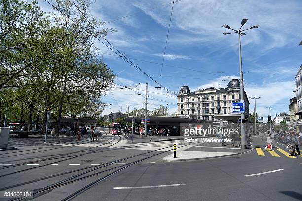 Zürich-Bellevue Platz