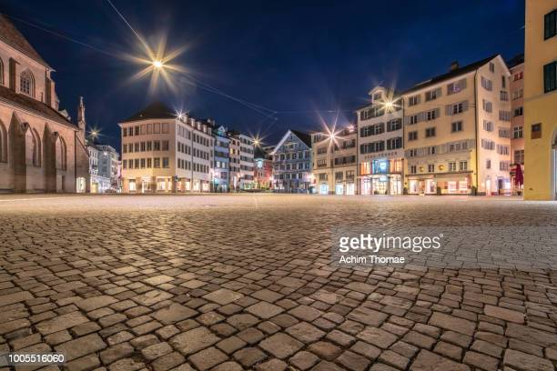 Zurich Cityscape, Switzerland, Europe