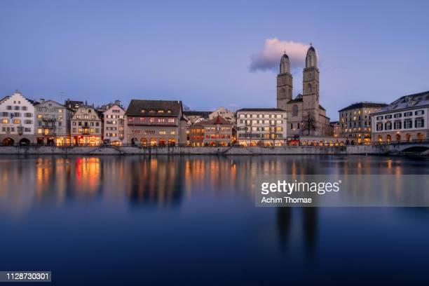 Zurich Cityscape, Switzerland, Europe