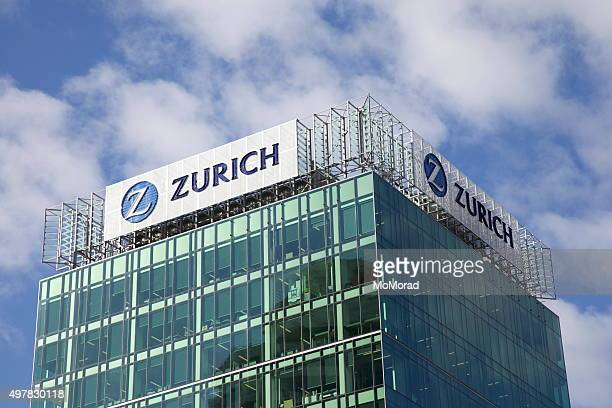 zurich financial services group - zurich stock photos and pictures