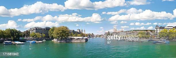Zurich Panorama.
