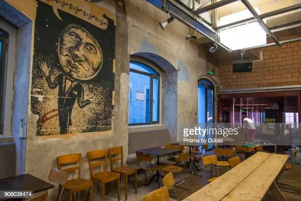 Zurich, Switzerland Cabaret Voltaire.