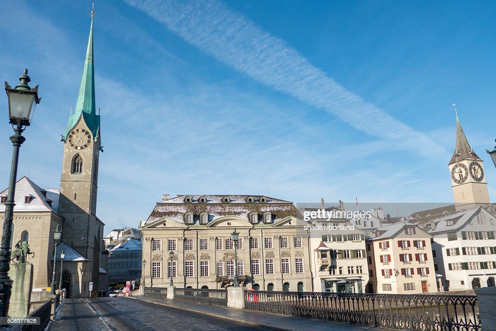 zurich, Switzerland : Stock Photo