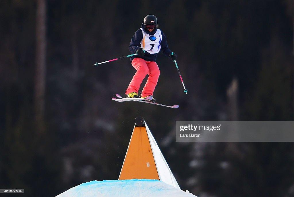FIS Freestyle Ski & Snowboard World Championships - Men's and Women's Freestyle Ski Slopestyle : News Photo