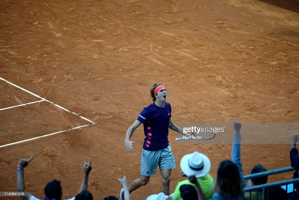 Mutua Madrid Open 2019 : News Photo