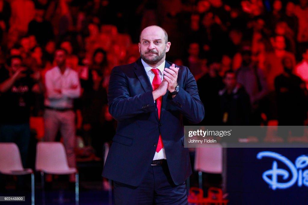 Le Mans v Monaco - Leaders Cup : News Photo