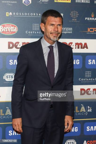 Zvonimir Boban at 'Oscar Del Calcio AIC' Italian Football Awards photocall in Milano, Italy, on December 03 2018
