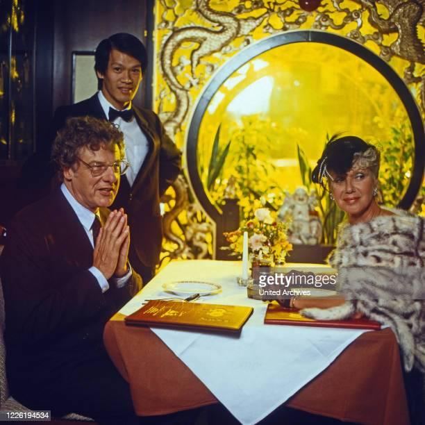 Zwei wie du und ich Fernsehserie Deutschland 1986 Darsteller Herbert Boetticher Maria Sebaldt