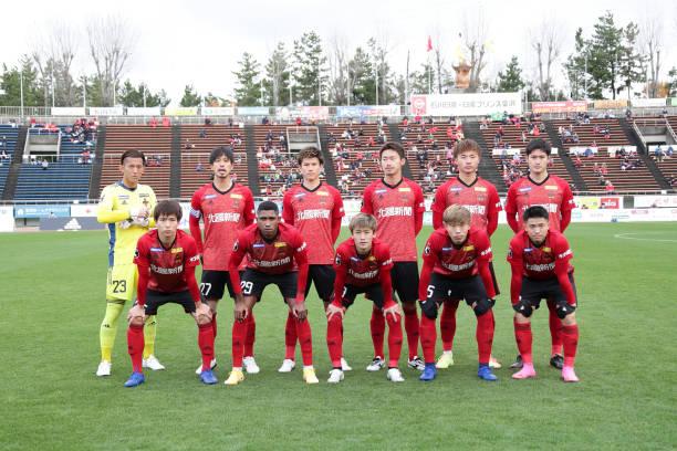 JPN: Zweigen Kanazawa v Tochigi SC - J.League Meiji Yasuda J2
