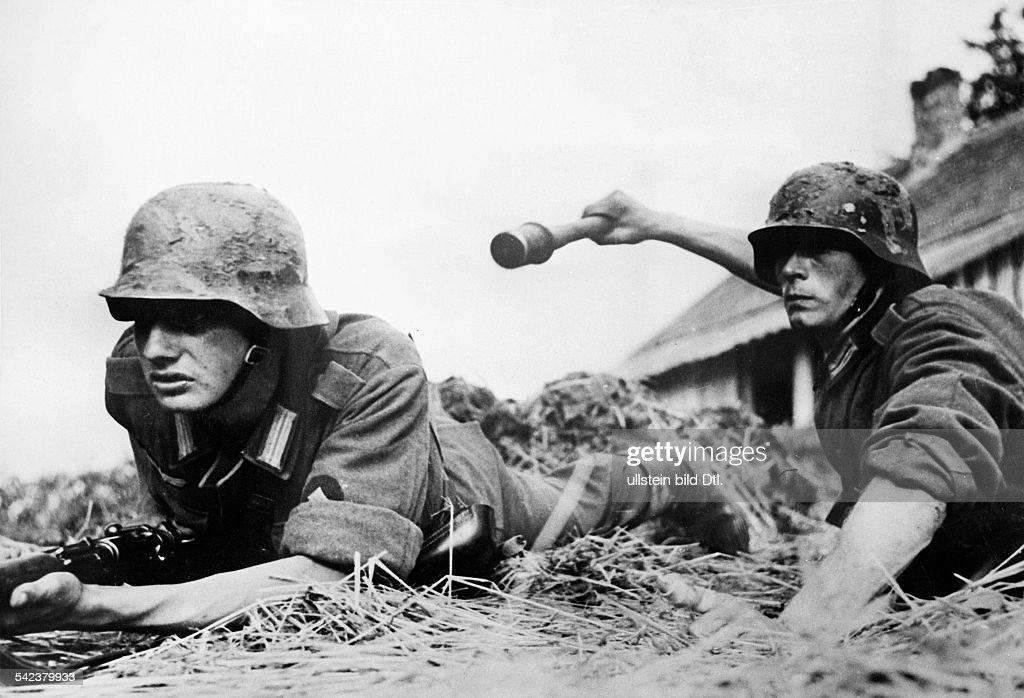 Zweiter Weltkrieg Bilder Grauens