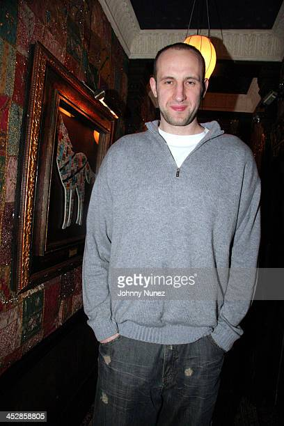Zydrunas Ilgauskas *Exclusive Coverage* during LeBron James 21st Birthday Party with Performance by Lil' Wayne at House of Blues in Cleveland Ohio...