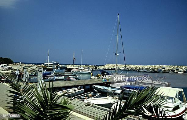 Fischereihafen von Latsi. - :