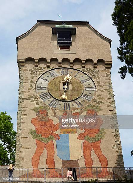Zyt tower, Lucern's oldest clock tower