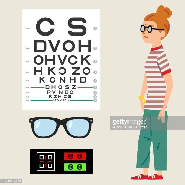 ilustrações, clipart, desenhos animados e ícones de ur-okey - color blindness