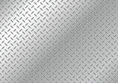 縞鋼板の壁紙
