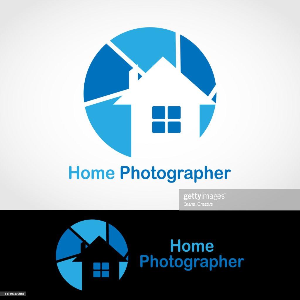 HOME PHOTOGRAPHER VECTOR