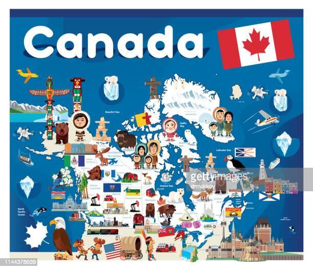 kanada - kanada stock-grafiken, -clipart, -cartoons und -symbole