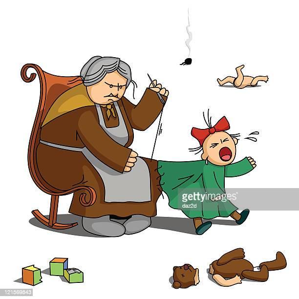 ilustraciones, imágenes clip art, dibujos animados e iconos de stock de nerviosismo niño - maltrato infantil