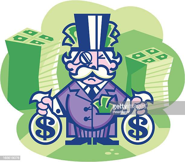 money! - millionnaire stock illustrations, clip art, cartoons, & icons