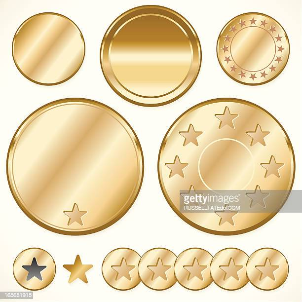 GOLD TOKENS