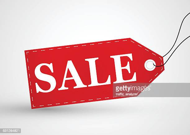 sale - price tag stock illustrations, clip art, cartoons, & icons
