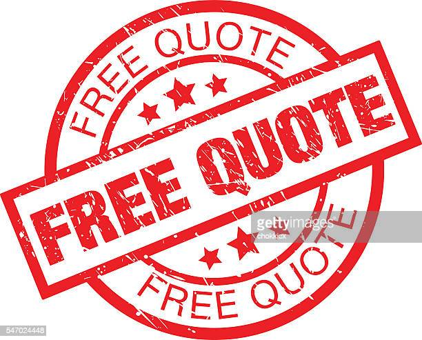 free quote - freedom stock illustrations