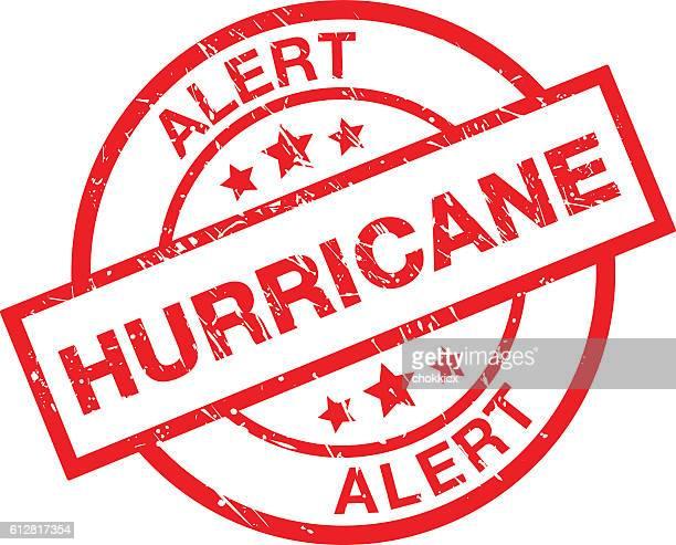 hurricane alert - hurricane stock illustrations, clip art, cartoons, & icons