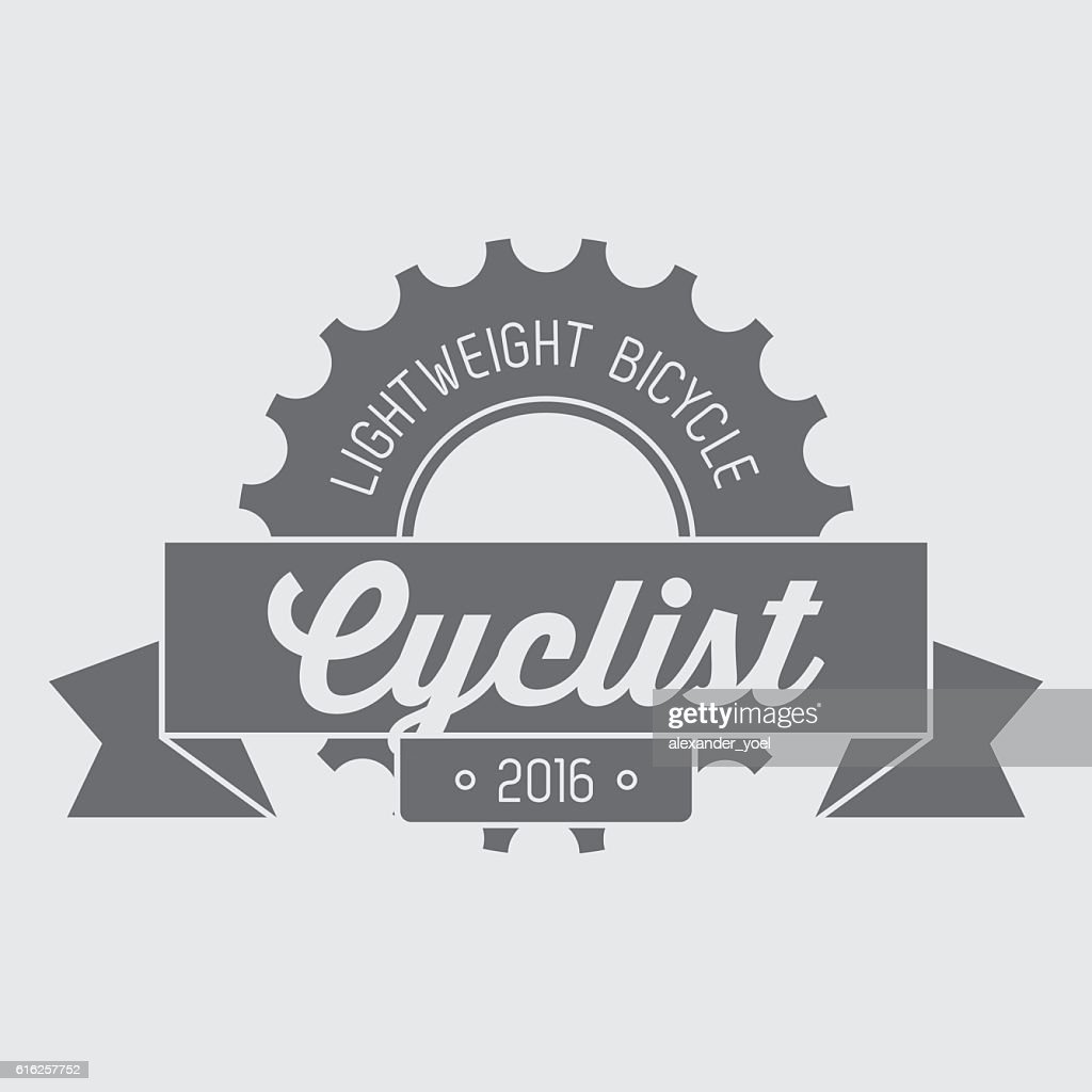 BICYCLE : Vector Art