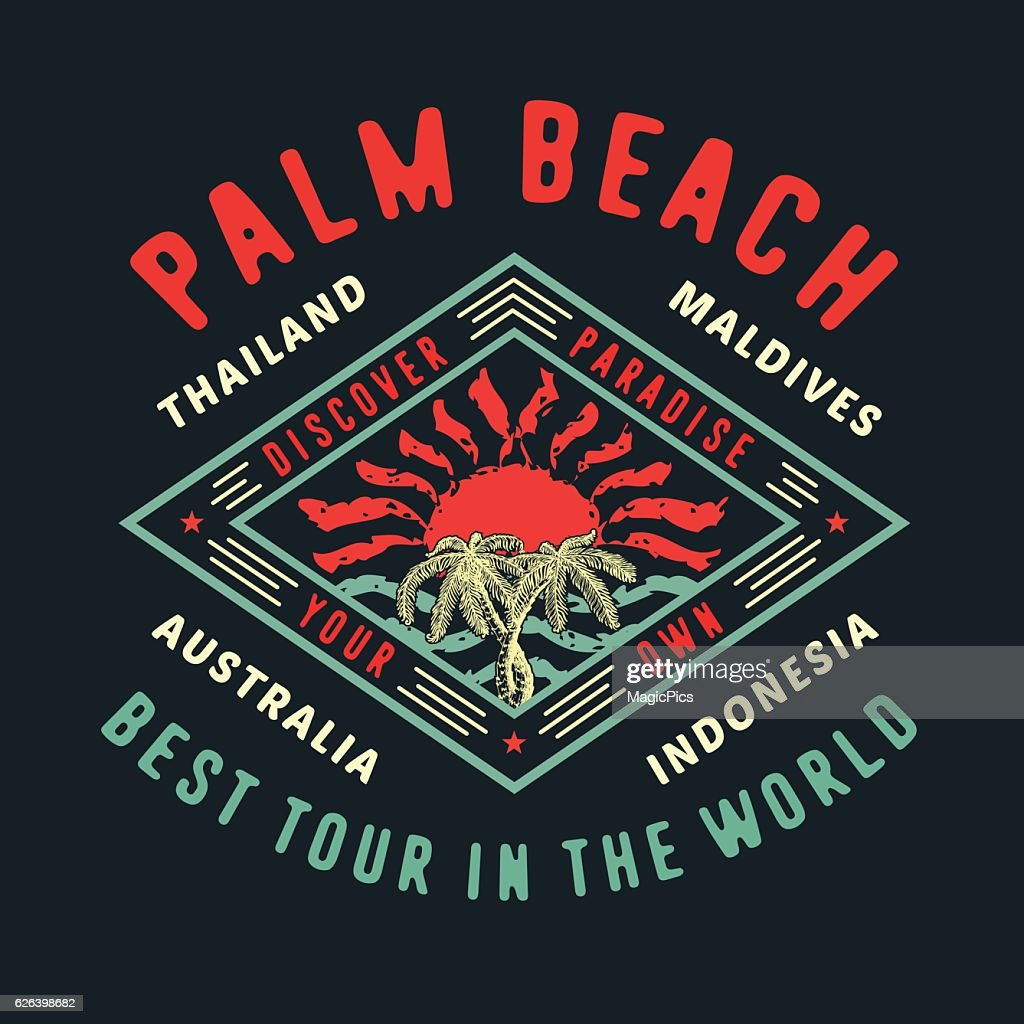 PALM BEACH BEST TOUR IN THE WORLD.
