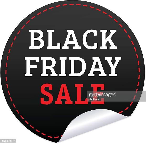 ilustraciones, imágenes clip art, dibujos animados e iconos de stock de black friday sale - black friday