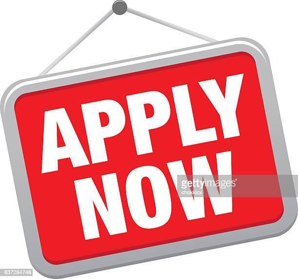 apply now - 付ける点のイラスト素材/クリップアート素材/マンガ素材/アイコン素材