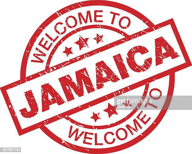 welcome to jamaica - jamaica stock illustrations, clip art, cartoons, & icons