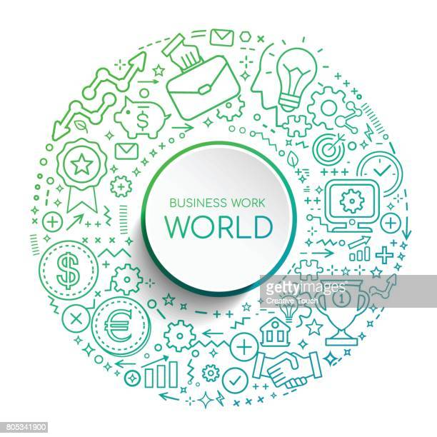 BUSINESS WORK OF WORLD