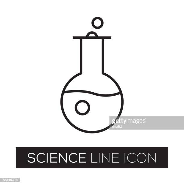 science line icon - sport set competition round stock illustrations