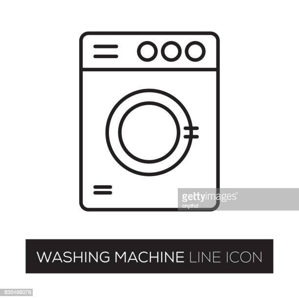 洗濯機ライン アイコン