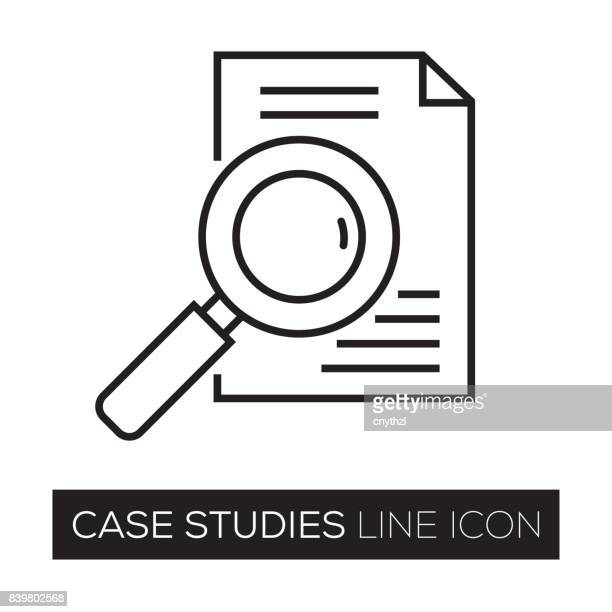 case studies - büro stock-grafiken, -clipart, -cartoons und -symbole