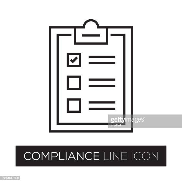 compliance - rules stock illustrations, clip art, cartoons, & icons