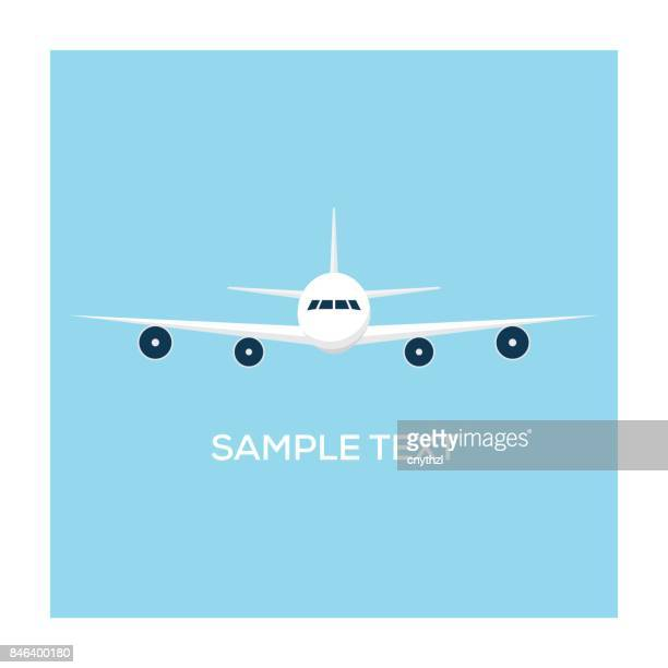 international airlines concept - air travel stock illustrations, clip art, cartoons, & icons