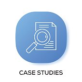 CASE STUDIES APP ICON