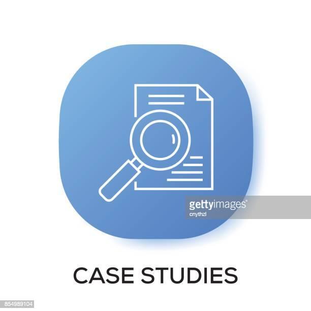 CASE STUDIES APP ICON