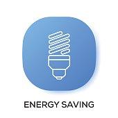 ENERGY SAVING APP ICON