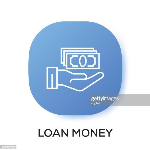 LOAN MONEY APP ICON