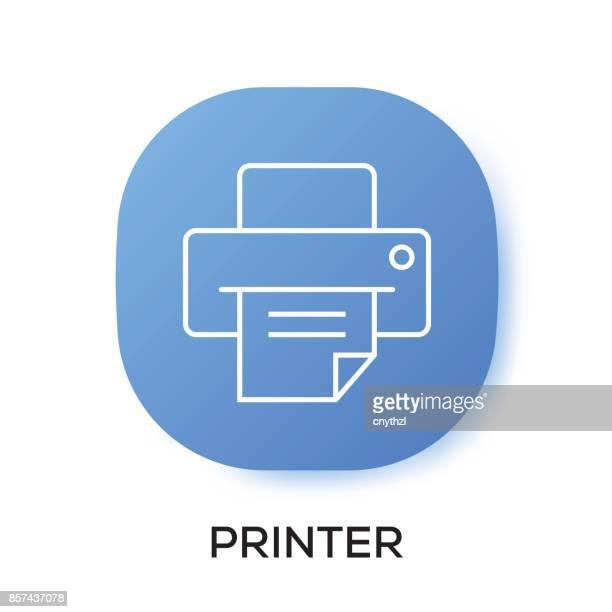 PRINTER APP ICON