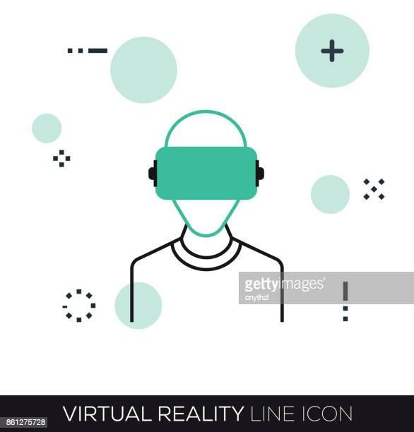 VIRTUAL-REALITY-LINE-SYMBOL