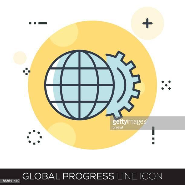 Картинка прогресс глобал
